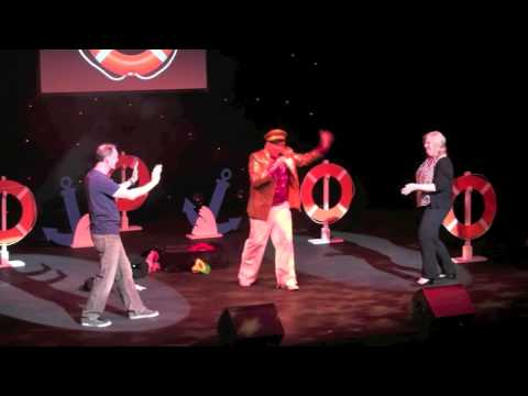 The Kevin Cruise Comedy Cabaret Show