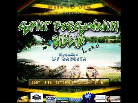 Split personality riddim download free