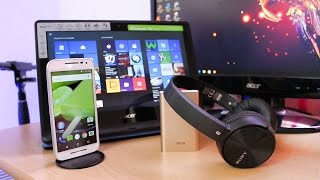 Shopping Tech rentrée 2015 - Acer Aspire R11, Motorola moto G, Sony MDR-ZX330BT, Asus ZenPower