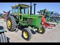 1971 John Deere 4320 Sold For 20 000 On Illinois Auction 3 14 18 mp3