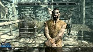 Skyrim Character Creation - Starting Orc Race Overview | WikiGameGuides thumbnail