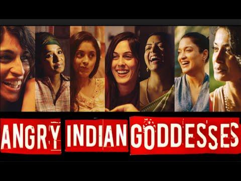Angry Indian Goddesses Movie 2015│Sandhya Mridul, Sarah‑Jane, Anushka│Full Promotional Events