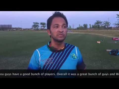 Shafiq Khan - Talking about game against Mississauga Ramblers