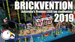 BRICKVENTION 2019 Australia's premier LEGO fan convention - Melbourne