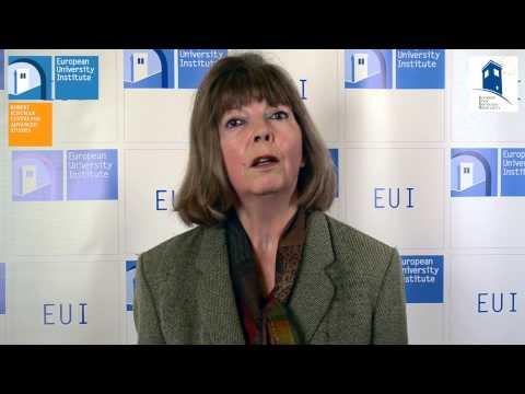 EUDO interviews - Adrienne Héritier