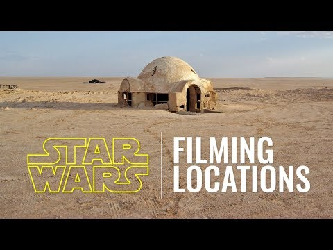 Star Wars Filming Locations - Original Trilogy