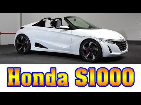 2018 Honda S1000 | 2018 Honda S1000 redesign | 2018 Honda S1000 release date | New cars buy.