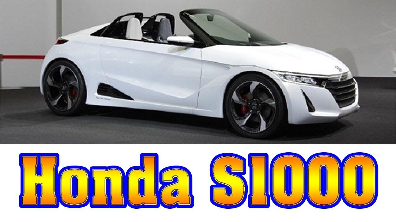 2018 Honda S1000