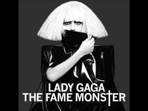 Lady Gaga Monster (Official Instrumental)