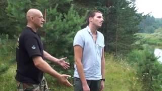 Бесконтактный Бой семинар в Твери ( 05-11.06. 2012)
