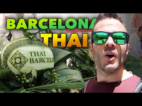THAILAND IN BARCELONA 😍 - THAI FESTIVAL