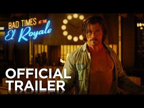 BAD TIMES AT THE EL ROYALE elokuvateattereissa 12.10.2018 (Redband-traileri)