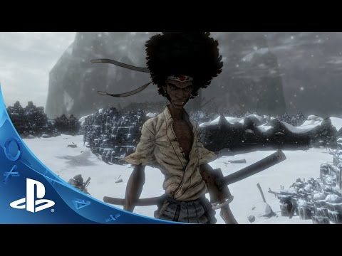 Afro Samurai 2: Revenge of Kuma - Deadly Identities by Visual Eyez Music Video | PS4