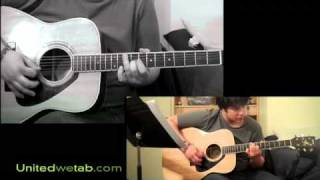 Boys Like Girls - Two Is Better Than One Guitar Cover