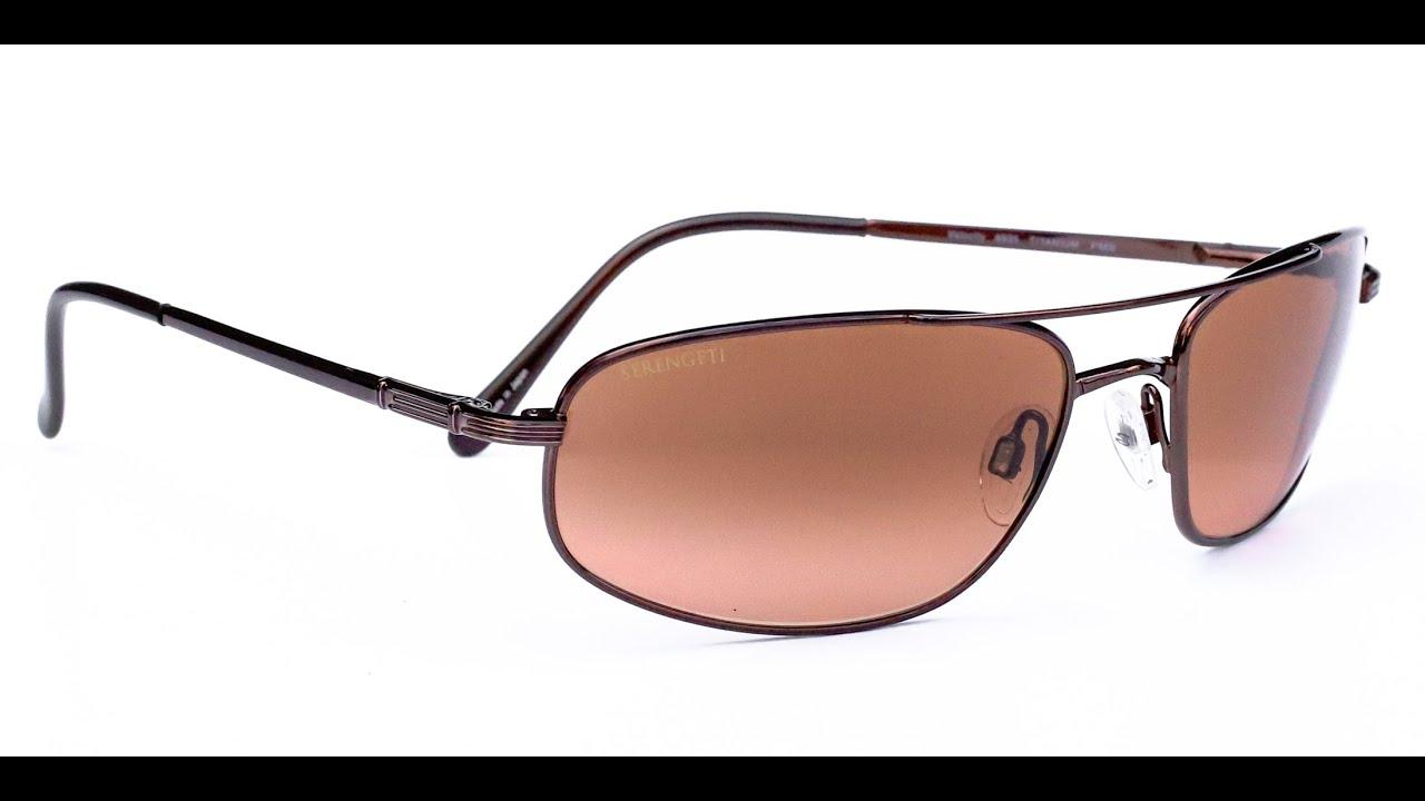 ffc9cc275eec Serengeti Velocity Sunglasses Review - YouTube