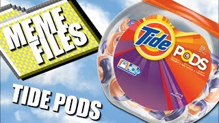 Meme Files: Tide Pods