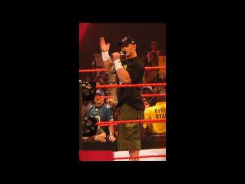 WWE John Cenas Old Theme Song