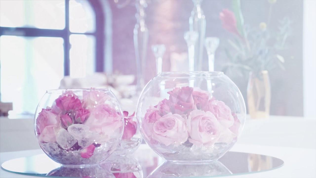Floristik und raumgestaltung flower and art in berlin for Raumgestaltung youtube