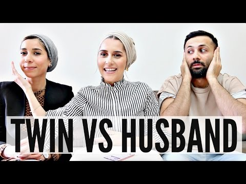 Who Knows Me Better? (Twin Vs Husband)