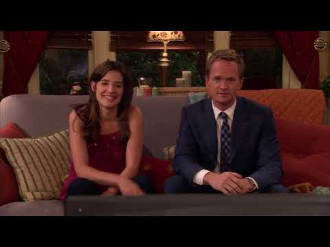 Sandcastles in the Sand Robin Sparkles - How I Met Your Mother