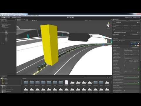 Road Architect Tutorial #4: Extrusion & Edge Objects