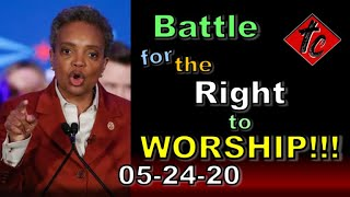 The Battle for our RIGHT to WORSHIP!!!