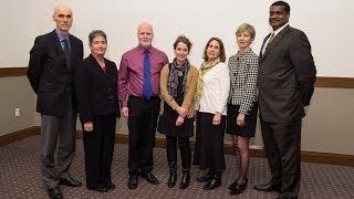 Health Care Reform: Panel Discussion - Boston College Graduate School of Social Work - Video