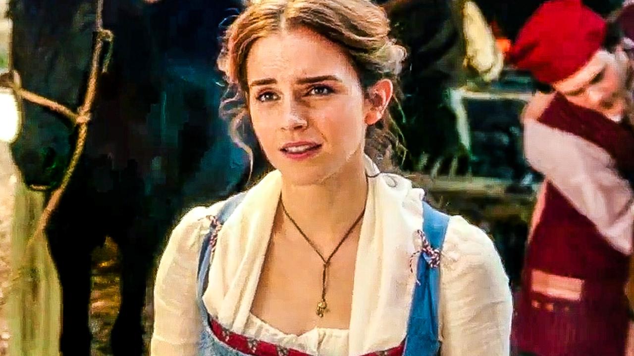 Emma Watson Sings Belle Scene Beauty And The Beast 2017 Movie Clip Youtube
