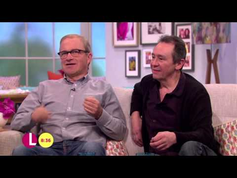 Harry Enfield And Paul Whitehouse On Updating Their Characters | Lorraine