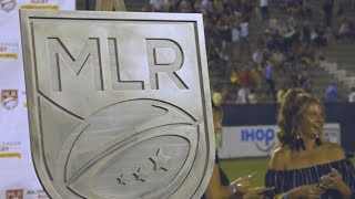 Major League Rugby | Season One Reflections