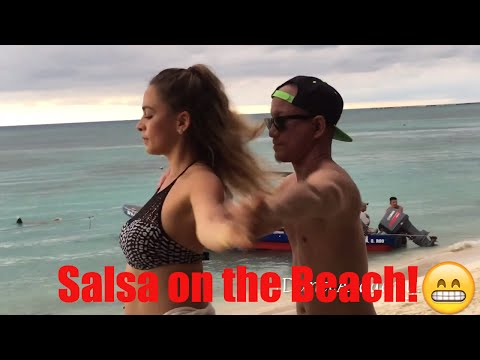 Salsa Lessons Los Angeles- @iDanceAcademyLA DTLA