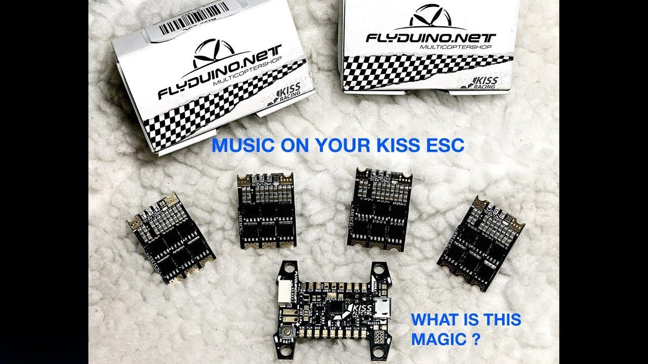 KISS ESC Audio Editor first release – KISS – Keep It Super Simple