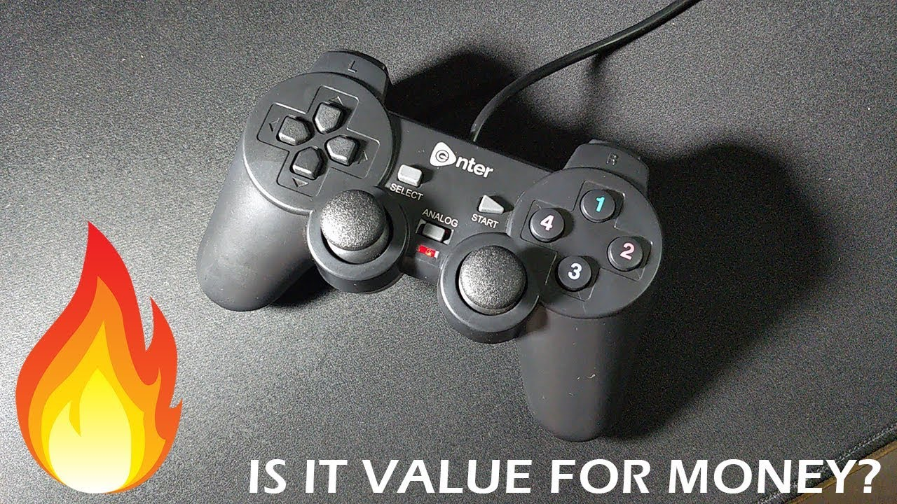 Download Enter E-GPV Gamepad Full In-Depth Review | Best Controller Under Rs. 300