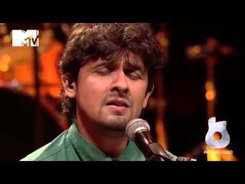 Sonu Nigam   MTV Unplugged Season 3   Abhi Mujh Main Kahin   YouTube 360p