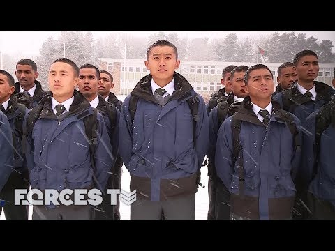 Cold Awakening For Britain's Newest Gurkha Recruits | Forces TV