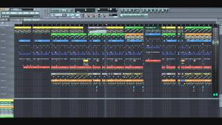 Sean Kingston ft Nicki Minaj - Dutty Love Letting Go  Instrumental fl studio remake +  download link