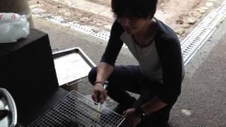 BBQ上郷森の家2014.6.8②