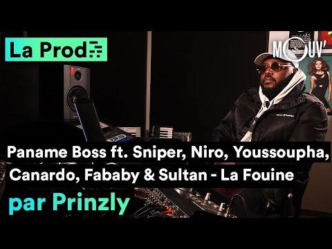 Youtube: La Fouine –«Paname Boss» comment Prinzly a crée le hit