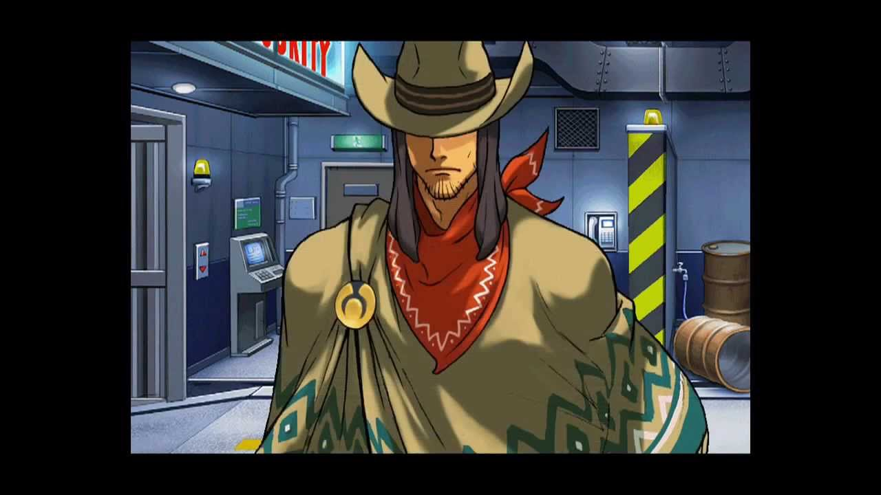 Phoenix Wright: Ace Attorney Episode 5: Rise From the ...
