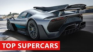 10 New SuperCars Coming in 2018. Best Debuts For 2018.