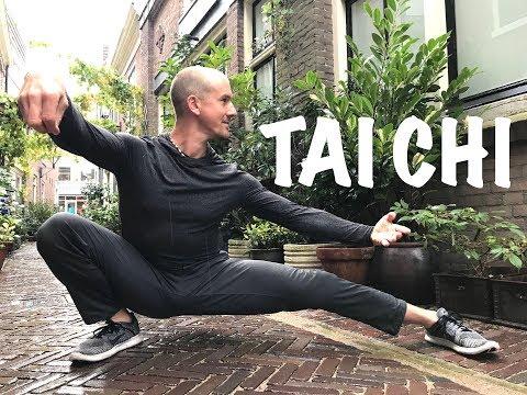 Amazing 14 Minute TAI CHI LESSON