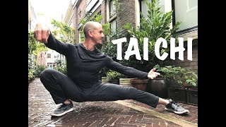 Amazing 14 Minute TAI CHI LESSON