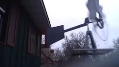 8FT Metal Lawn Decorative Windmill