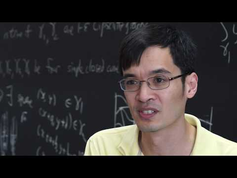 Interview at Cirm: Terence TAO