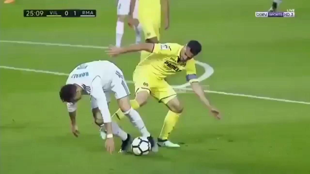 Villarreal vs Real Madrid 2-2 - Highlights  / Resumen y Goles 19.05.2018////