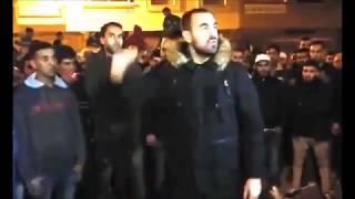 كلمة ناصر الزفزافي أمام الجماهير قبل الإفراج عن ناصر لاري