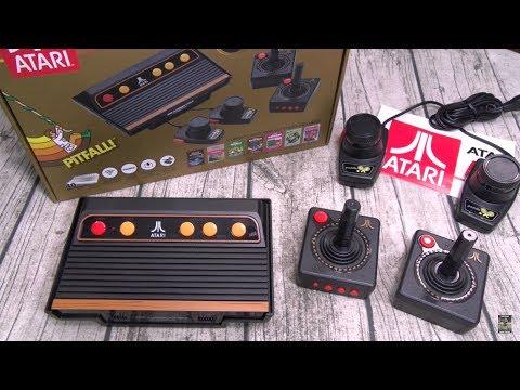 Atari Flashback 8 Gold Console – 120 Games