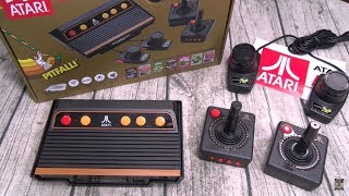 Atari Flashback 8 Gold Console - 120 Games