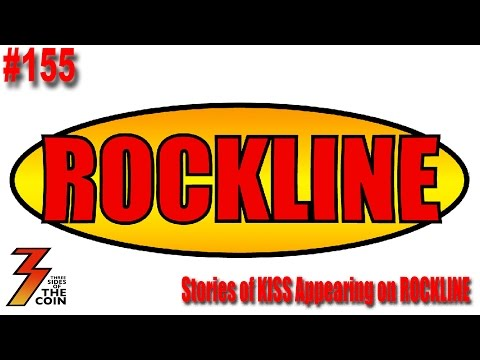 155 Stories Of KISS Appearing On ROCKLINE Over The Years with Gregg Journigan