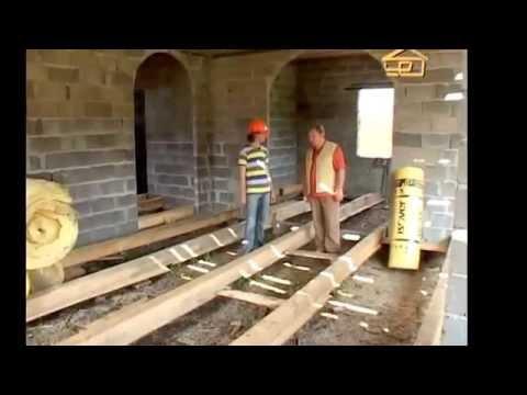 Этапы строительства загородного дома:: постройка, отделка, утепление
